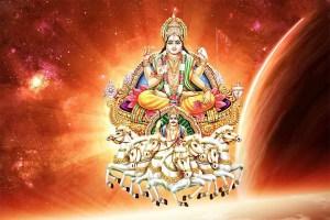 Karna the son of Surya