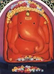 Girijatmaj - Ashtavinayak - Lord Ganesha