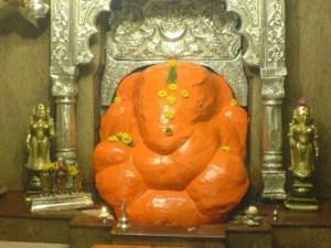 Mahaganpati - Ashtavinayak Lord Ganesha temple at Ranjangaon