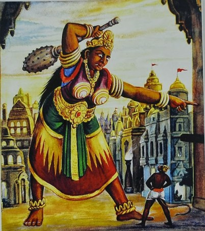 Sunder Kand – Lord Hanuman (Ramayana) | Indian Mythology