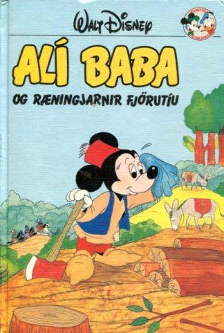 Alí Baba og ræningjarnir fjörutíu