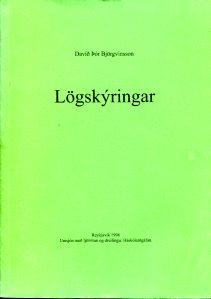 Lögskýringar Davíð Þór Björgvinsson