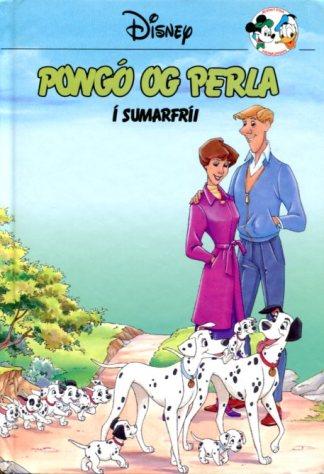 Pongó og Perla í sumarfríi