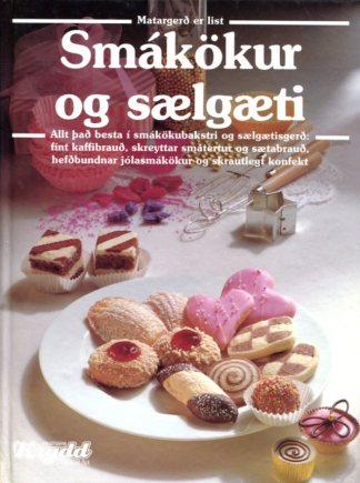 Smákökur og sælgæti_Matargerð er list 001