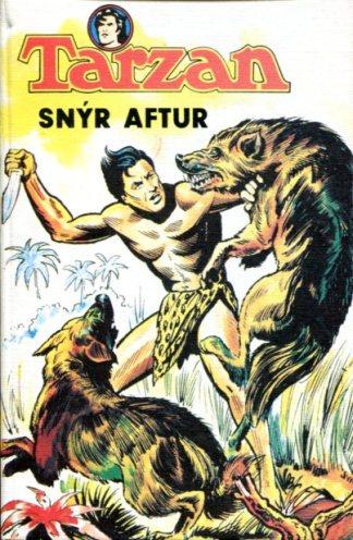Tarzan snýr aftur