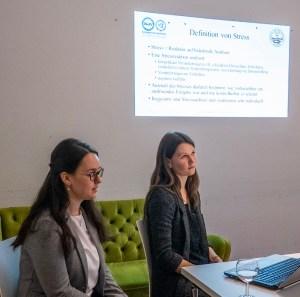 Präsentation Adipositas und Stress
