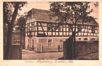Gasthof Endschütz aus dem Jahre 1928