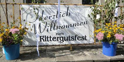 2. Rittergutsfest am 10. und 11.09.2011