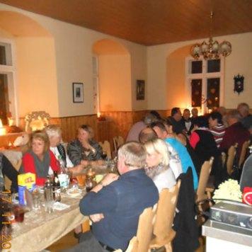 Dankeschönveranstaltung am 17.11.2012