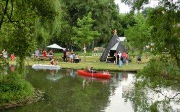 Kinder- und Familienfest im Rittergut am 16.06.2012