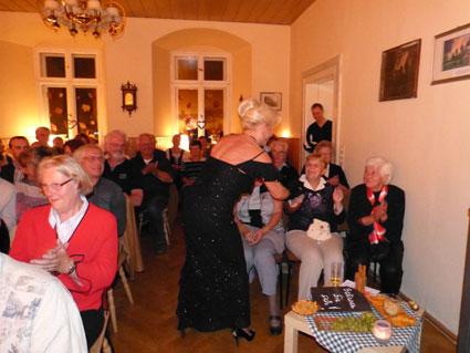 Dorit Gäbler in Kleingera am 29.09.2012