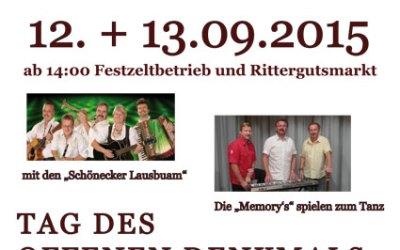 6. Rittergutsfest in Kleingera