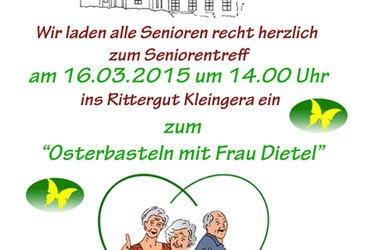 2. Seniorentreff 2015