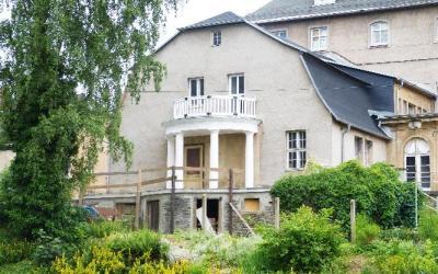 Durchgeführte Erhaltungsmaßnahmen am Herrenhaus Rittergut Kleingera 2015 – 2016