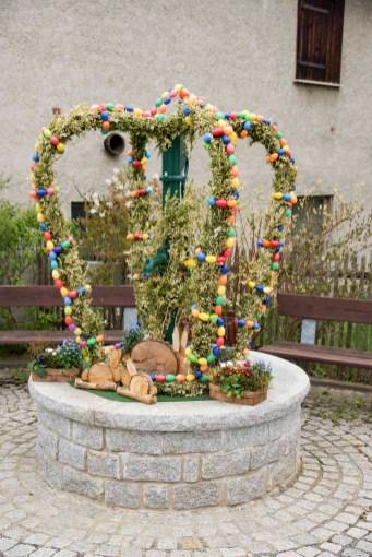 Ostern im Rittergut Kleingera mit 2. Koffermarkt 2017