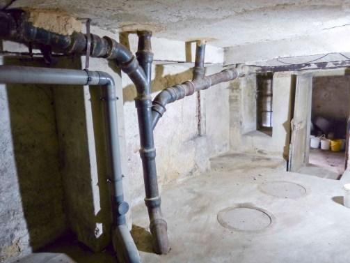 Durchgeführte Erhaltungsmaßnahmen am Herrenhaus Rittergut Kleingera 2017 06