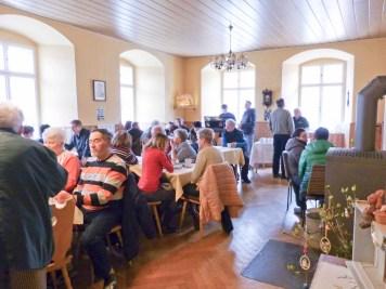 Osterfest 2018 im Rittergut Kleingera