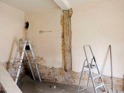Renovierung Römerhaus 2019