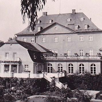 Rittergut Kleingera Altes Foto