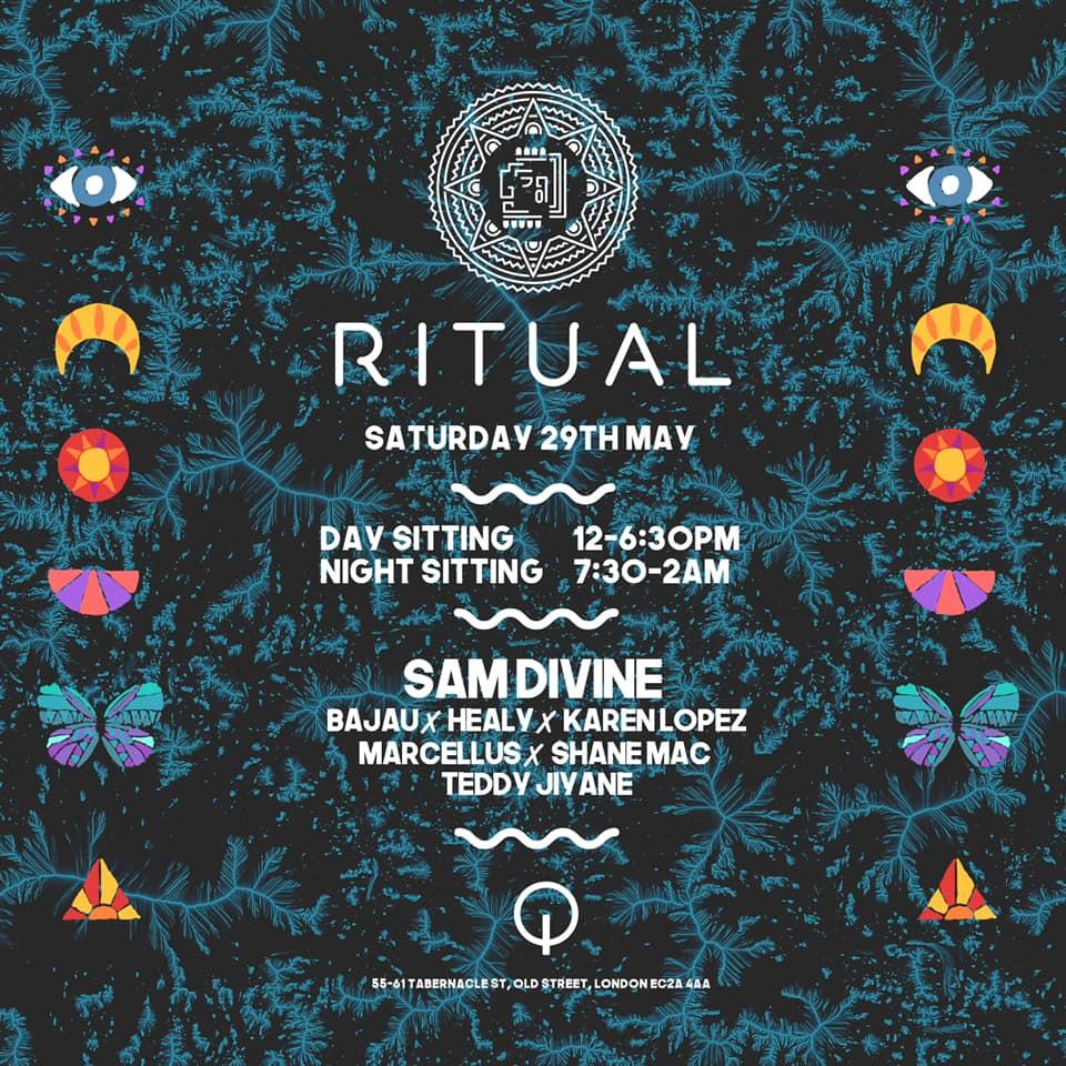 Ritual London - Q Shoreditch