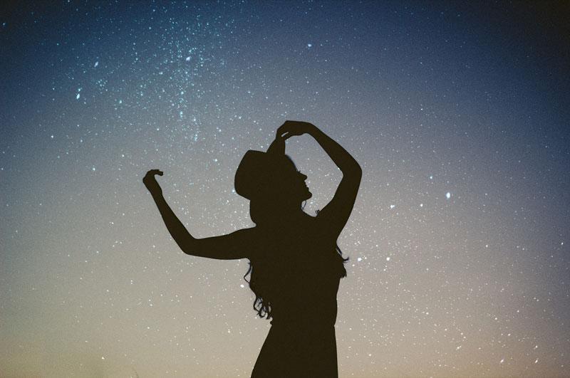 movement, peace, nighttime