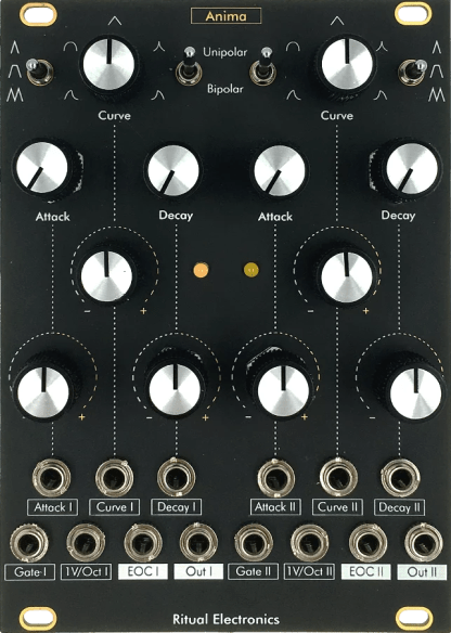 Anima front panel
