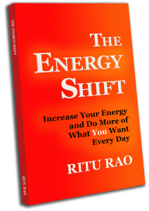 The Energy Shift - cover