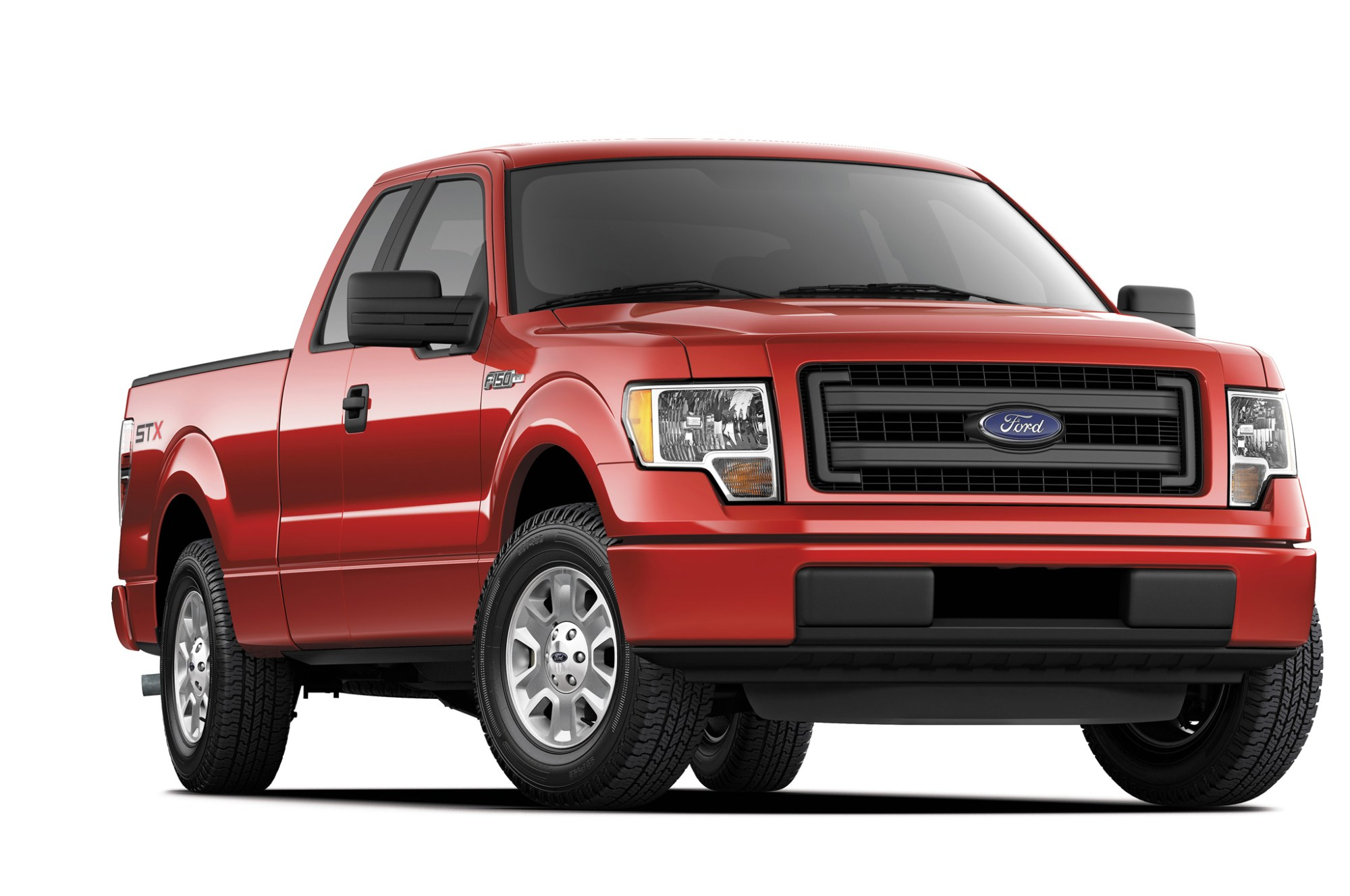 hight resolution of 2014 ford f 150 stx supercrew front three quarters