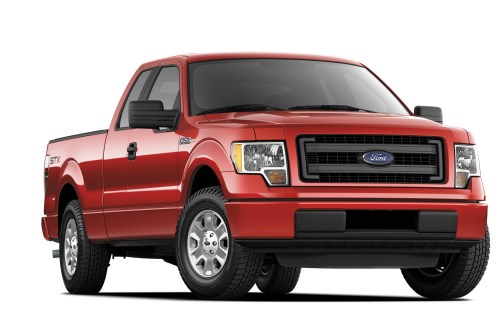 small resolution of 2014 ford f 150 stx supercrew front three quarters