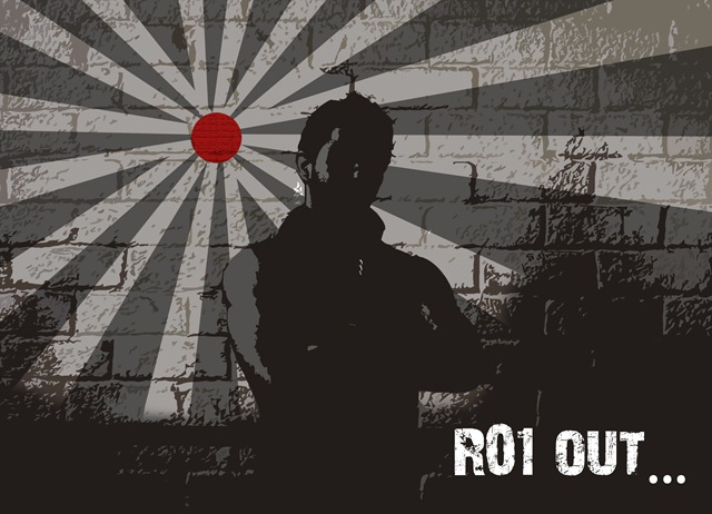 R01 out from Japan S