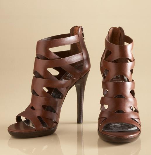 Carter Strappy Heel