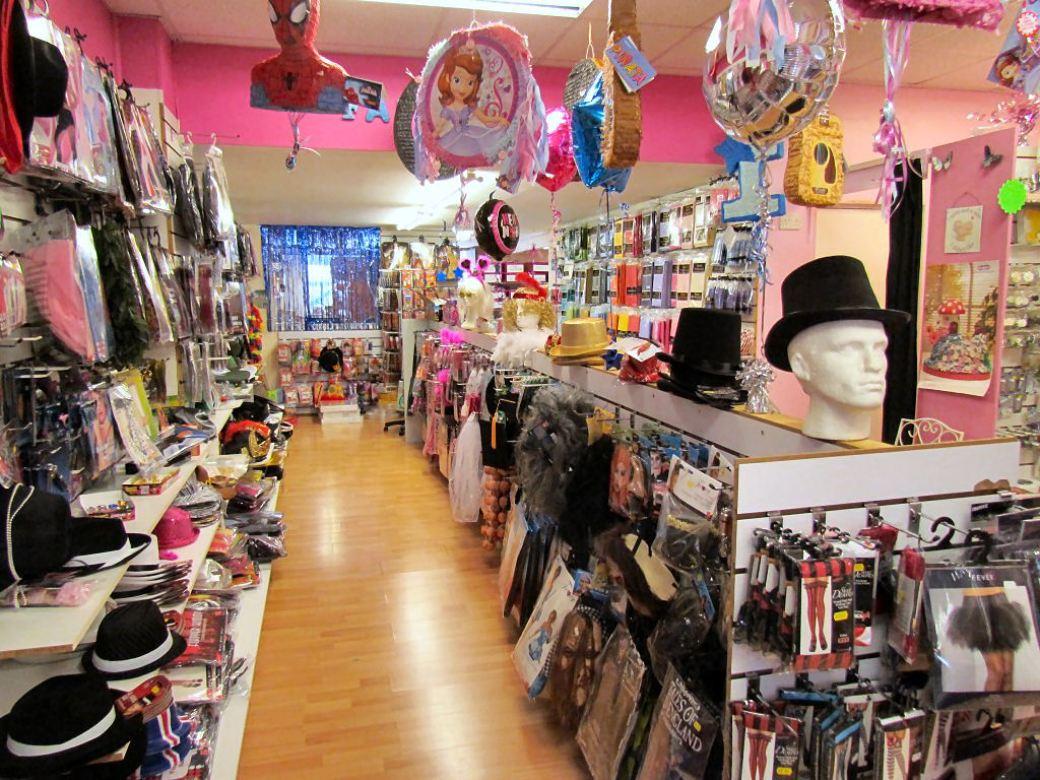 Party Shops DforDelhi