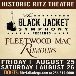 Black Jacket Symphony Fleetwood Mac Rumors @ Historic Ritz Theatre | Talladega | Alabama | United States