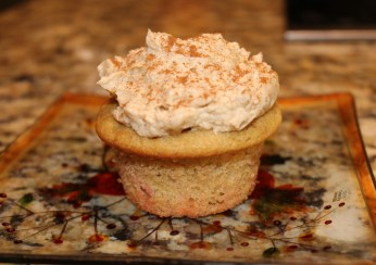 apple spiced cupcakes
