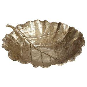 pier 1 gingko leaf serving bowl