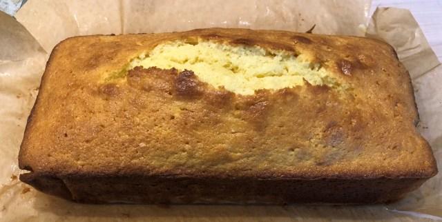 Sri Lankan butter cake