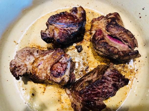 Seared Meat
