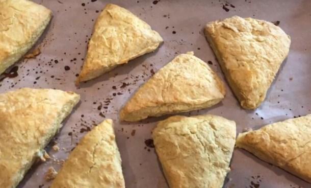 Traditional Scones Recipe