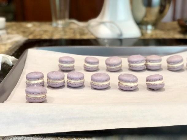 perfect macarons