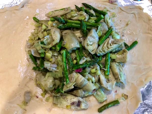 Vegetable Galette