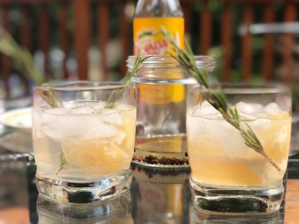 Timur Pepper Gin and Tonic Recipe