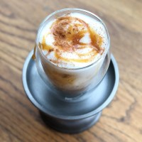 Starbucks Cinnamon Cloud Macchiato (Egg Free)