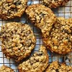 Muscovado Oatmeal Cookies