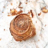 Chocolate Hazelnut Filled Brioche Feuilletee (Flaky Brioche)