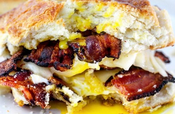 best breakfast sandwhich