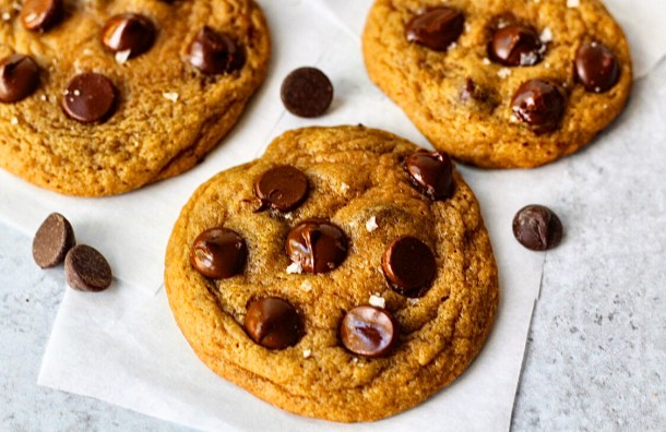 muscovado chocolate chip cookies