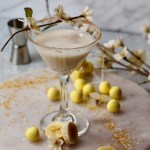 banana bread martini