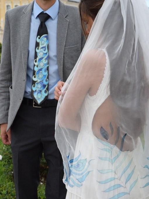 Wedding silk Accessories