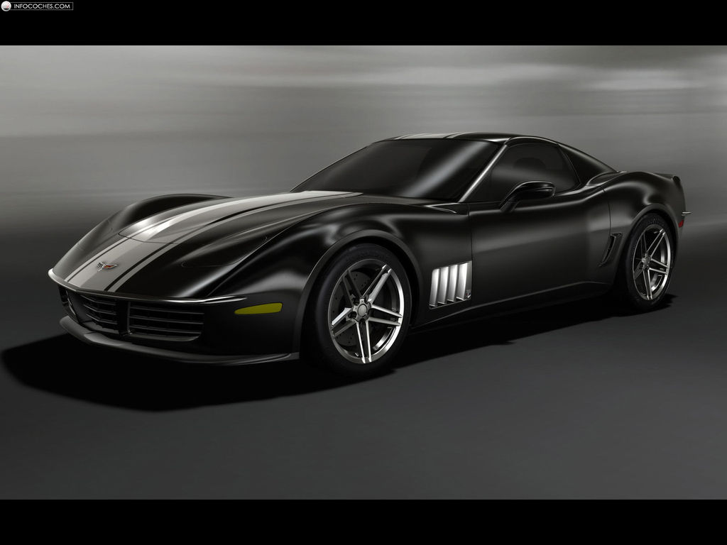 hight resolution of grn wht org chevy