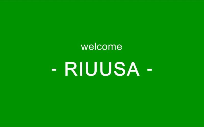 welcome riuusa